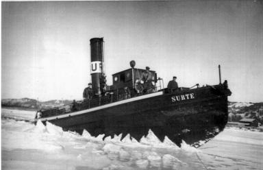 Bogserbåten Surte