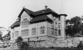 Gamla missionshuset