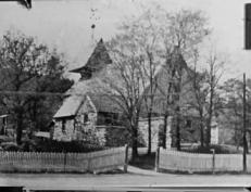 Surte Kyrka 1940
